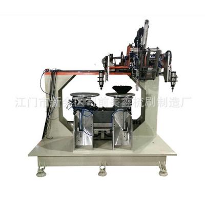 五轴二钻一植一体机(工业圆盘刷)